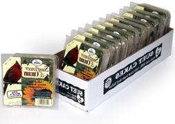 Heath Outdoor Products DD-16 Sunflower/Cherry Suet Cake, Cas