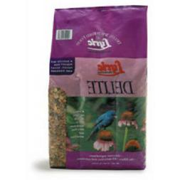 Lyric Delite High Protein No Waste Mix Bird Food - 5 lb. bag