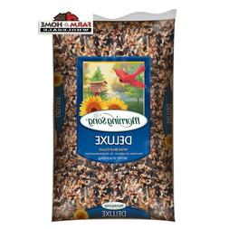 Morning Song Deluxe Wild Bird Seed And Feed, 10-Pound