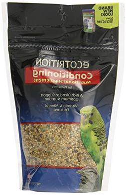 Eight in One Products A504 Parakeet Condition Food 8oz
