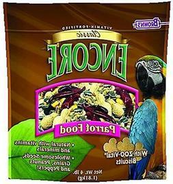 F.M.BROWN'S Encore Classic Natural Parrot Food, 4lb
