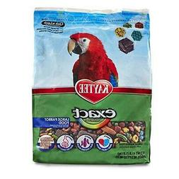 exact rainbow bird food for large parrots