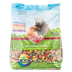 Kaytee Exact Rainbow Optimal Nutrition Diet - Parrot & Conur