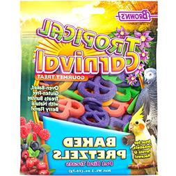 F.M. Brown'S Tropical Carnival Baked Pretzels Treat For Pet