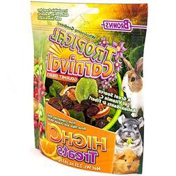 Tropical Carnival F.M. Brown's High C Pet Treat, 2.25-oz Bag