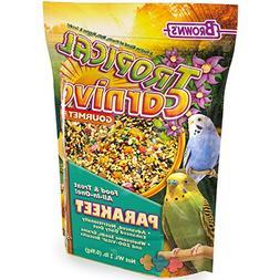 F.M. Brown'S Tropical Carnival Gourmet Parakeet Food, Nutrit