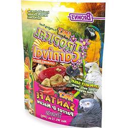 F.M. Brown'S Tropical Carnival Gourmet Spicy Santa Fe Parrot