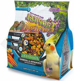 Tropical Carnival F.M. Brown's Gourmet Bird Food for Cockati