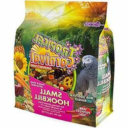 F.M. Food Brown'S Tropical Carnival Gourmet Bird For Parrots