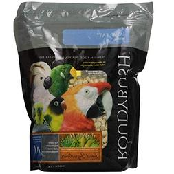 RoudyBush Low Fat Bird Food, Medium, 10-Pound