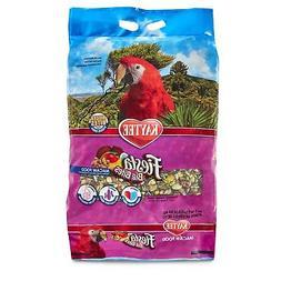 fiesta big bites macaw food