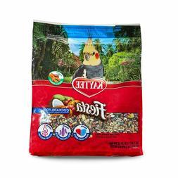Kaytee Fiesta Bird Food For Cockatiels,Standard Packaging,Si