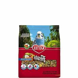 Kaytee Fiesta Max Bird Food for Parakeets, 2-Pound