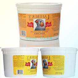 LAFEBER'S Premium Daily Diet Pellets Pet Bird Food, Made wit