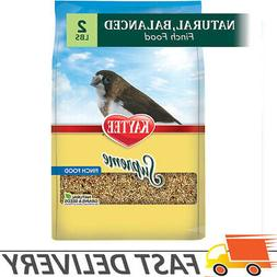 Finches Bird Food - Finch Natural Grains And Seeds No Artifi