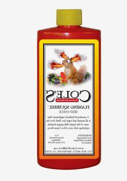 8 oz Flaming Squirrel