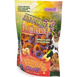 F.M. Brown'S Tropical Carnival Hoops Berry Flavored Treat Wi