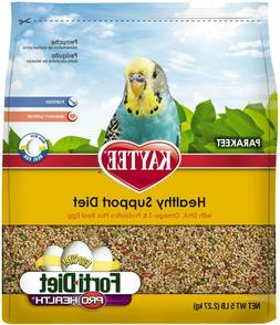 Forti Diet Egg-Cite Bird Food For Parakeets,With Real Eggs A