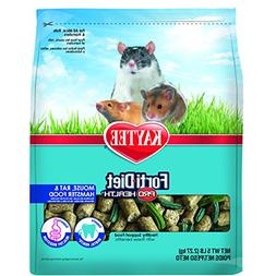 Kaytee Forti Diet Pro Health Small Animal Food for Mice and
