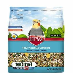 Kaytee Forti Diet Pro Health Bird Food with Safflower for Co