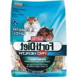 Kaytee Forti Diet Pro Health Hamster Gerbil 3lb 6cs