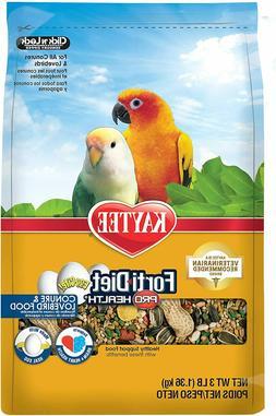 Kaytee Forti-Diet Pro Health Egg-Cite! Conure & Lovebird Foo