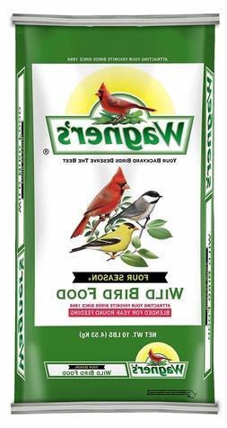 wagner s four season wild bird food