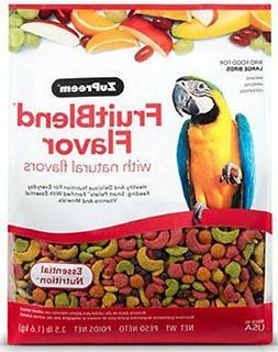 Bird Food ZuPreem FruitBlend Natural Fruit Flavors large par