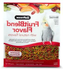 Fruitable Cockatiel, 2 lb