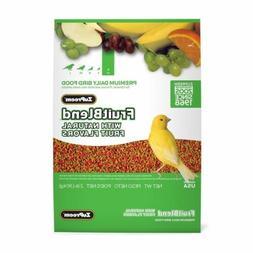 Zupreem FruitBlend Flavor Premium Bird Food for Extra Small