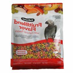ZuPreem FruitBlend Flavor Bird Food for Parrots & Conures av