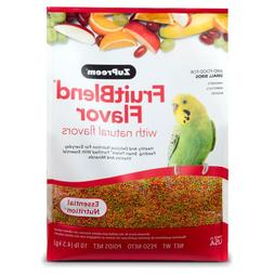 Zupreem FruitBlend Flavor Small Bird Food 10 Lb Bag Free Shi