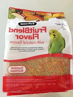 fruitblend fruit blend 10 lb small bird