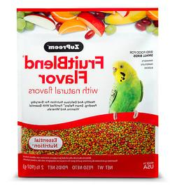 ZuPreem Fruit Blend 2 lb small bird food  Parakeets,Budgies,