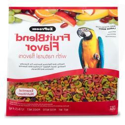 ZuPreem FruitBlend Large Bird Food 12-Lb Bag Free Shipping