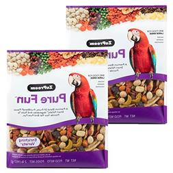 ZuPreem Pure Fun Bird Food, Available for Various Sizes, 4LB