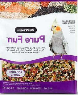 ZuPreem® Pure Fun Enriching Variety Mix Medium Bird Food