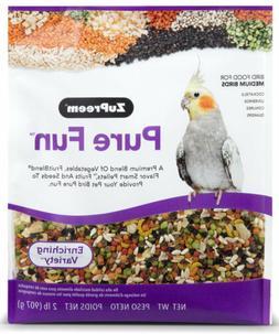 ZuPreem® Pure Fun Enriching Variety Mix Large Bird Food