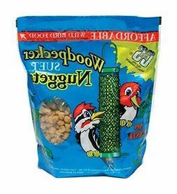 GC C&S Products Woodpecker Suet Nuggets 27 oz Bag Bird Food