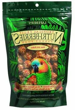 Lafeber's Gourmet Tropical Fruit Nutri-Berries for Parrots 1