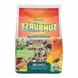Higgins Premium Pet Foods Hig Sunburst Conure 3Lb, Large