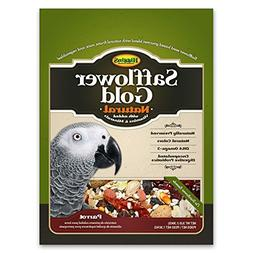 Higgins Safflower Gold Natural Food Mix for Parrots, Parrot