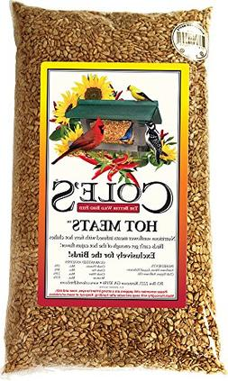 Cole's HM05 Hot Meats Bird Seed, 5-Pound