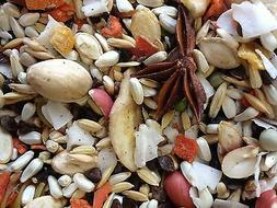 Hookbill Cuisine Bird Food Medium to Large Parrot African Gr