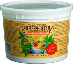 HOT Lafeber Classic Nutri-Berries Cockatiel Bird Food 4-lb t