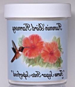 HUMMINGBIRD FEEDER,   NURISHMENT,VITAMIENS,FOOD,AVIAN CARE,W