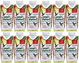 """EZNectar Happy Hummers 12 Piece Hummingbird Nectar Food, """"On"""