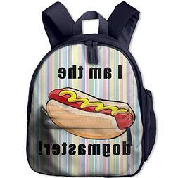 VHGJKGIN I Am The Dogmaster Unisex Original Backpack