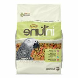 Higgins InTune Natural Food Mix for Parrots