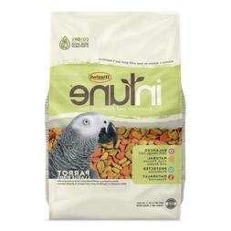 Higgins Intune Natural Food Mix for Parrots One Size